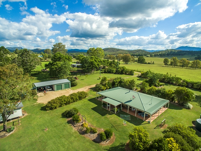 449 Little Widgee Road, Widgee