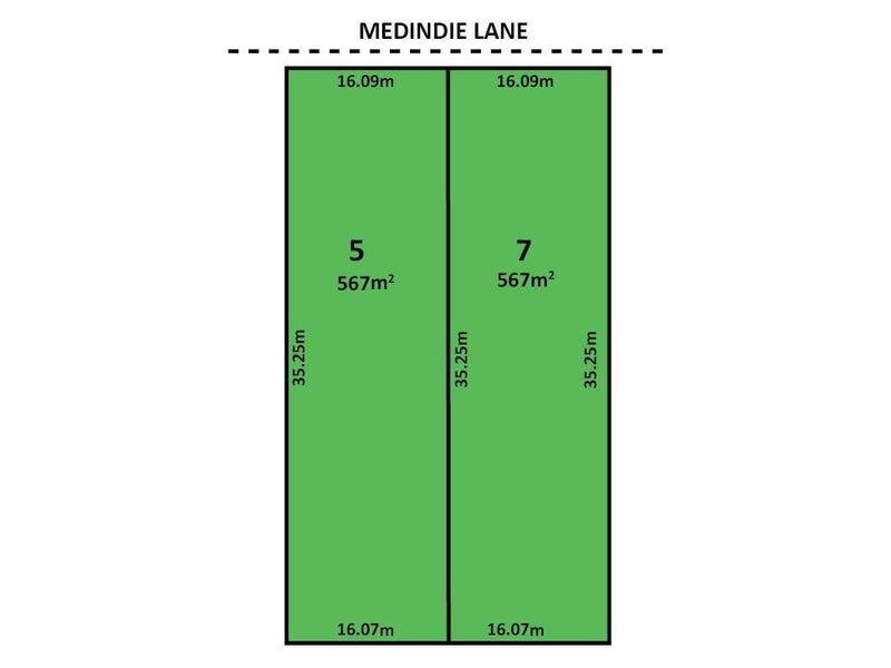 5 & 7 Medindie Lane, Medindie, SA 5081