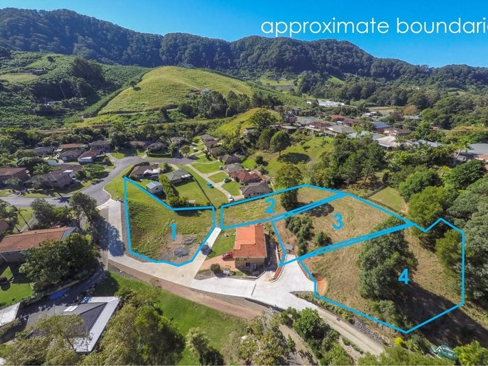 Lots 1-4/1 Hull Close, Coffs Harbour