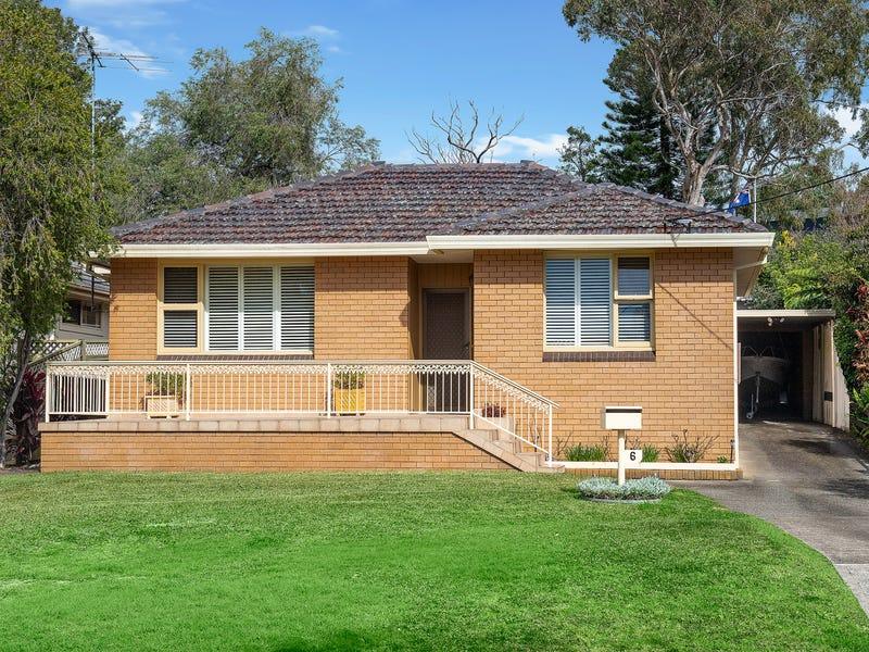6 Clifford Road, Miranda, NSW 2228