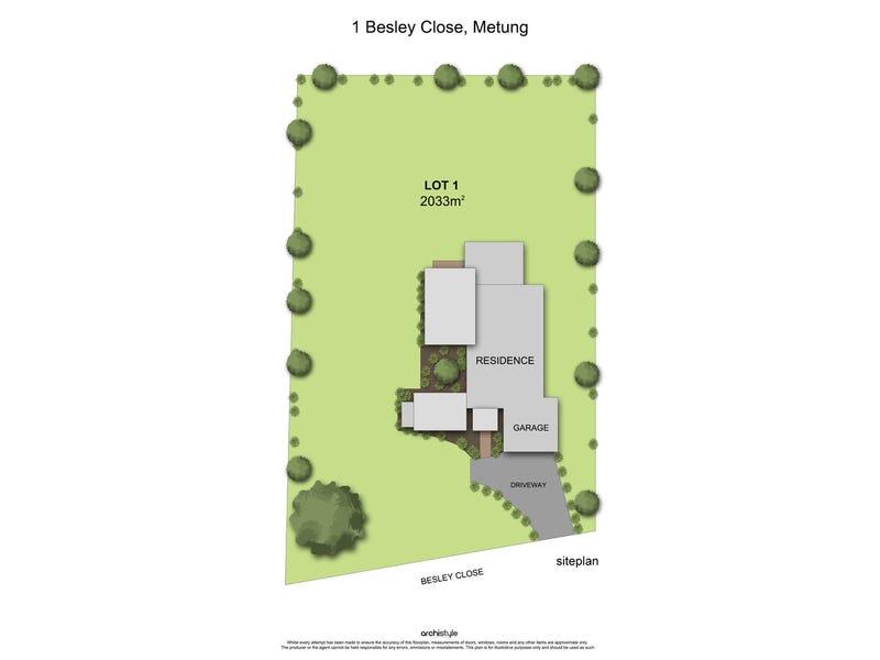 1 Besley Close, Metung, Vic 3904