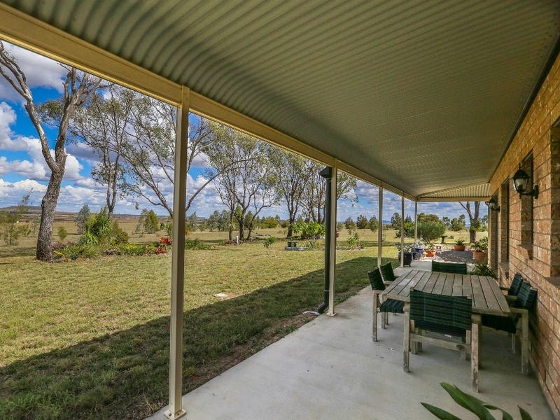456 Saal Road, Spring Creek, Qld 4361