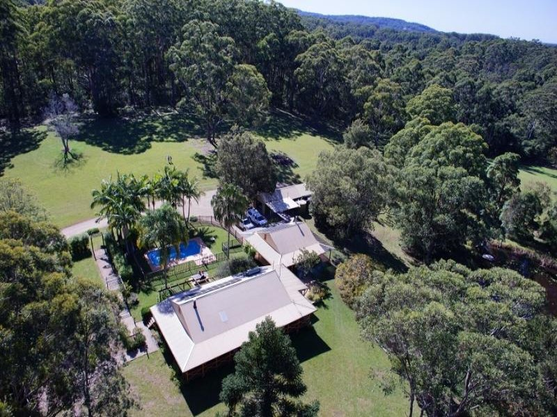 255 Stuarts Point  Road, Yarrahapinni, NSW 2441