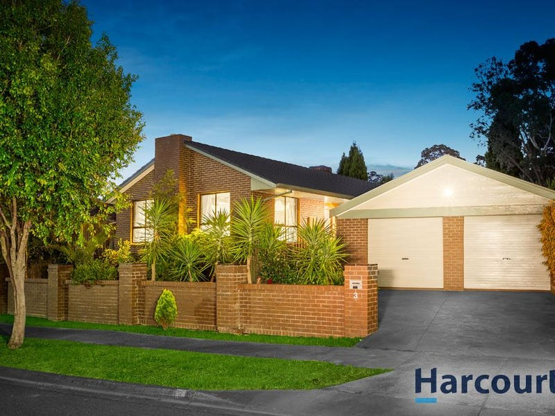 3 Chagall Court, Scoresby, Vic 3179
