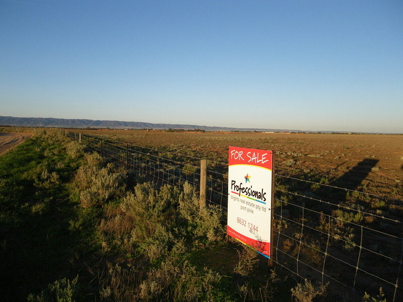 Section 811 Port Davis Road, Port Pirie, SA 5540