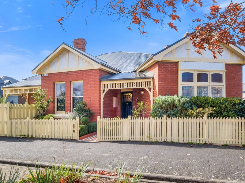 23 Waterloo Crescent, Battery Point, Tas 7004