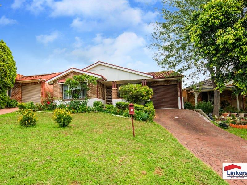 23 Buttercup Street, Macquarie Fields, NSW 2564