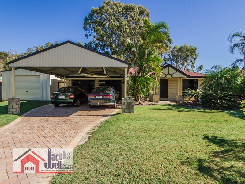 6 Banka Avenue, Jacobs Well, Qld 4208