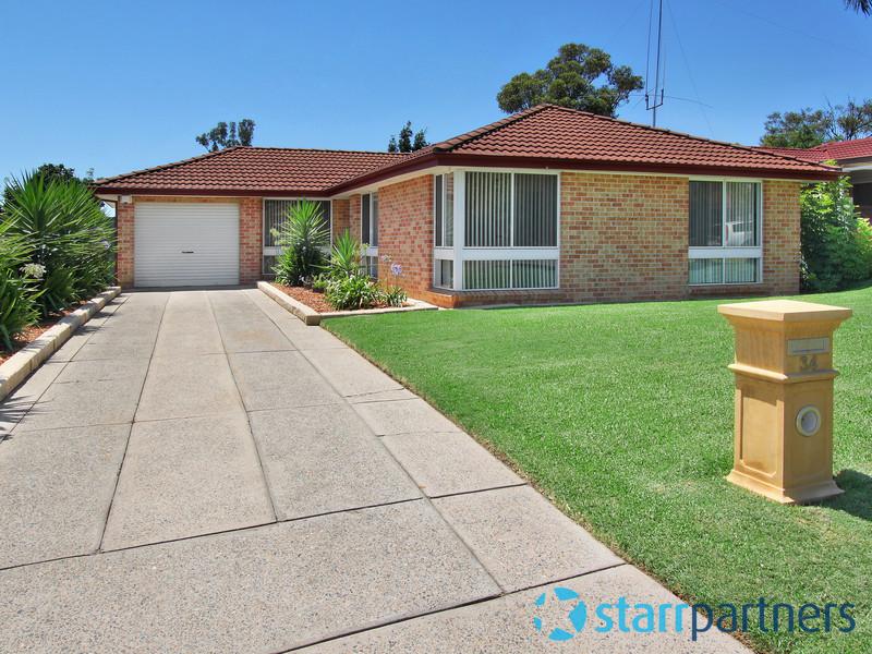 34 Dermont Street, Hassall Grove, NSW 2761