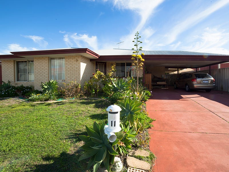 11 Wirrah Way, Warnbro, WA 6169