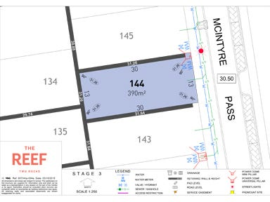 Lot 144, McIntyre Pass, Two Rocks, WA 6037