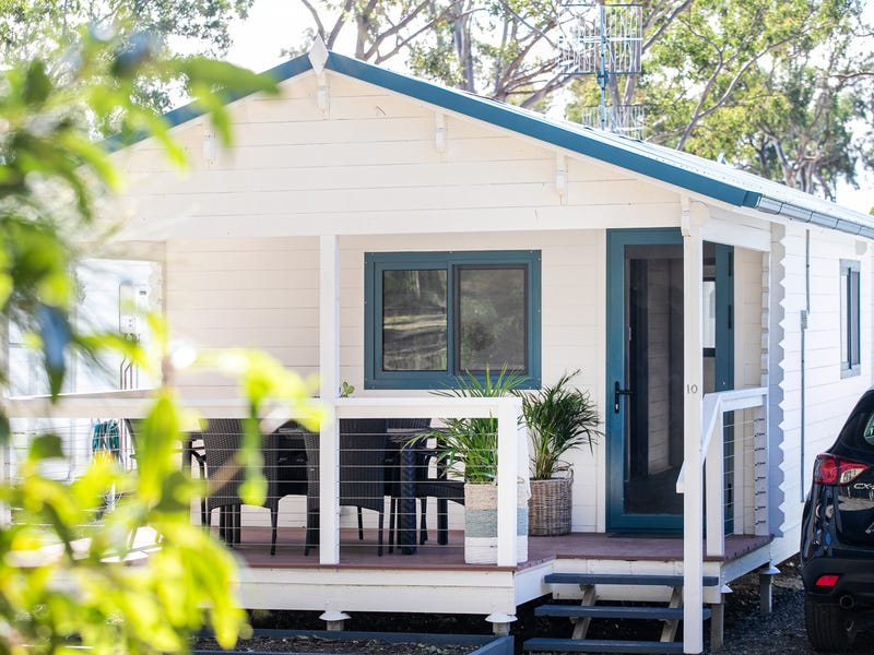 Holiday Cabins/381 Murramarang Road, Bawley Point, NSW 2539