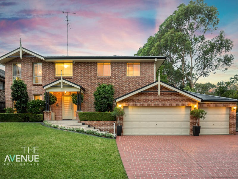 20 mayfair avenue kellyville nsw 2155
