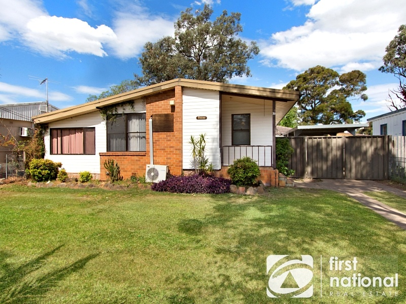 33 Forrester Rd, Lethbridge Park, NSW 2770