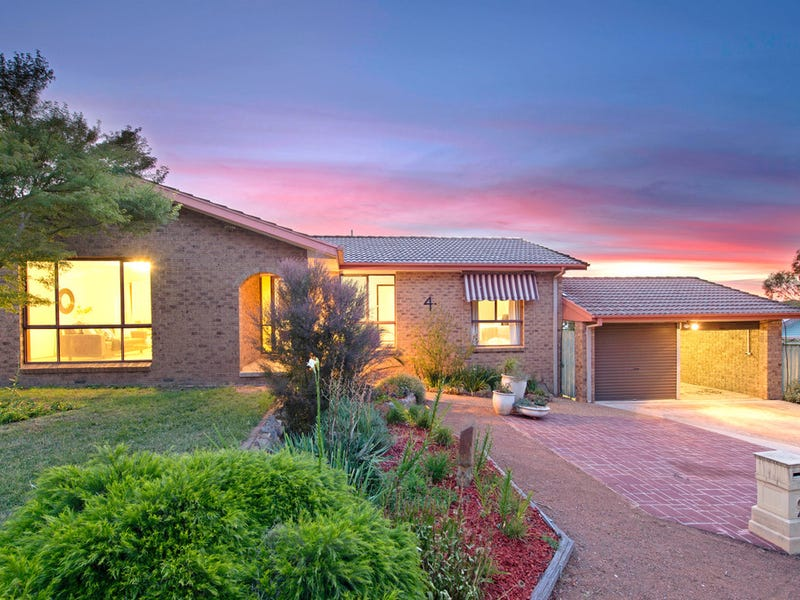 4 Blackwell Circuit, Flynn, ACT 2615