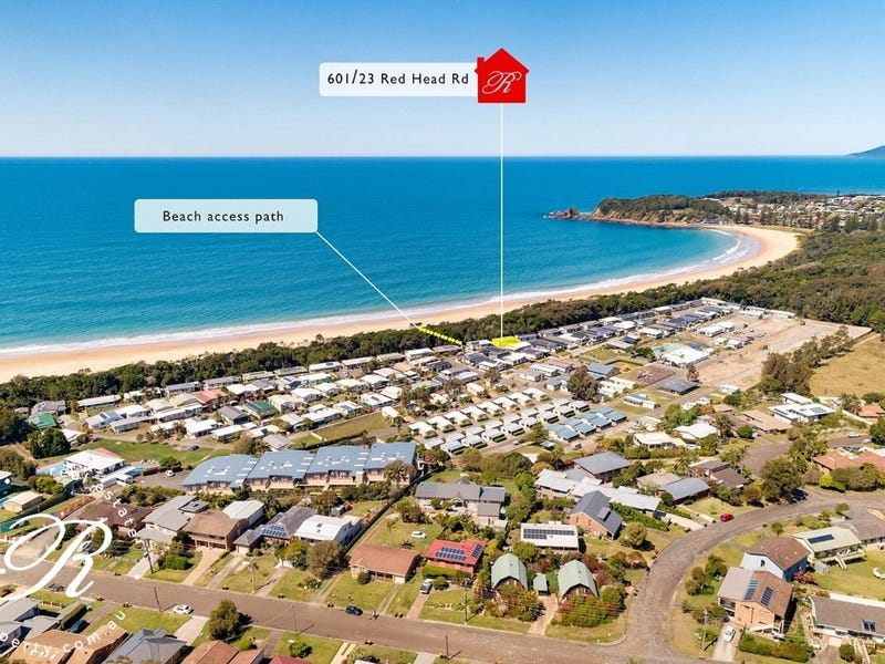 601/21 Red Head Road, Red Head, NSW 2430