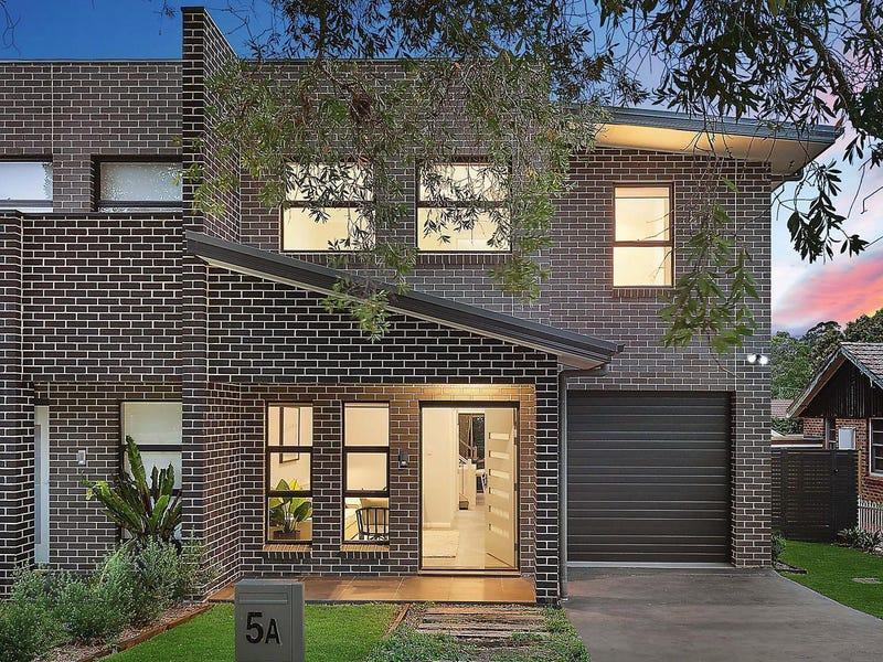 5a Gallard Street, Denistone East, NSW 2112