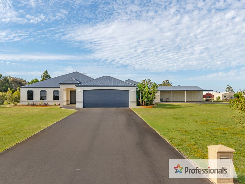 30 Peaceful Way, Ambergate, WA 6280