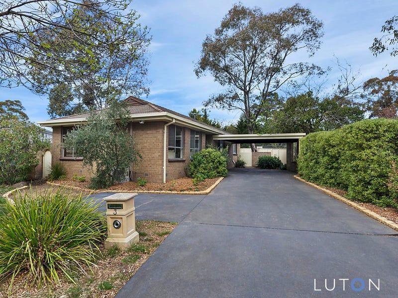 3 Ballarat Street, Fisher, ACT 2611