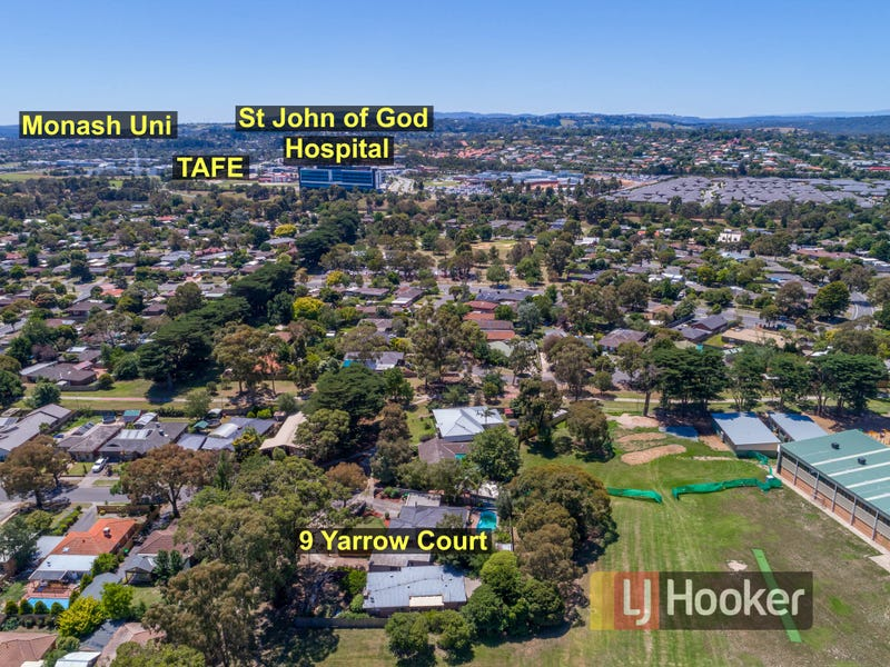 9 Yarrow Court, Berwick, Vic 3806