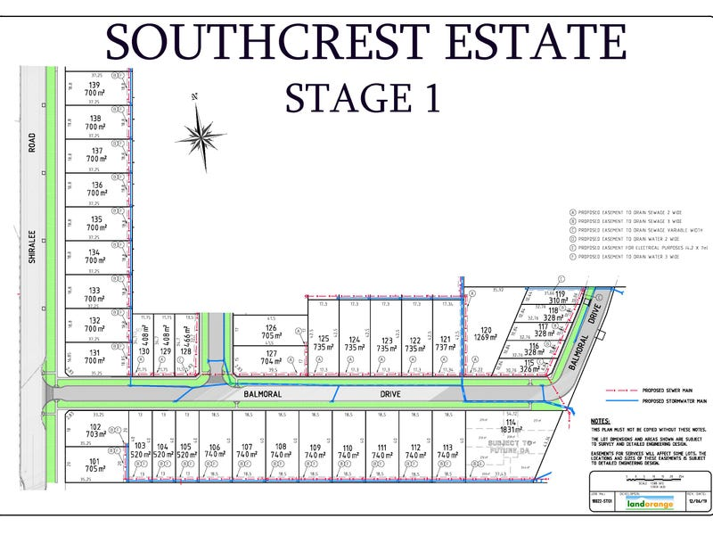 Stage 1 Southcrest Estate, Orange, NSW 2800
