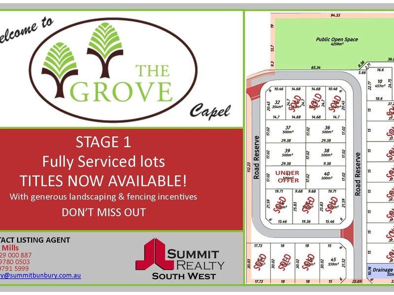 L36 The Grove, Capel