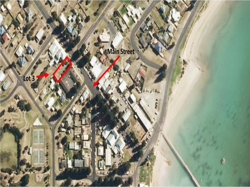 Lot 3 Railway Terrace, Beachport, SA 5280