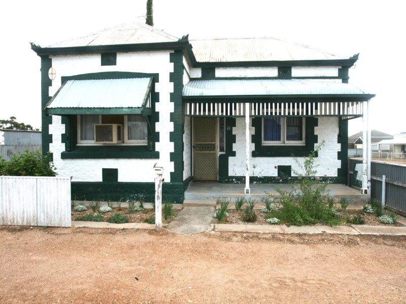 22 Hallett Street, Kadina, SA 5554