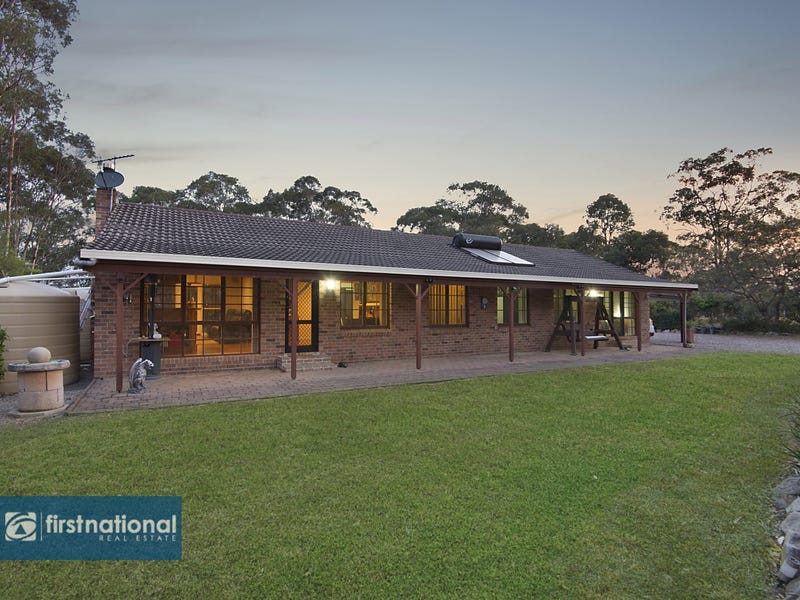 150 Bull Ridge Road, East Kurrajong, NSW 2758