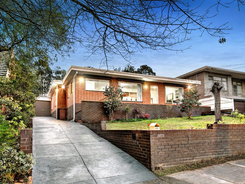 40 Greenwood Avenue, Ringwood, Vic 3134