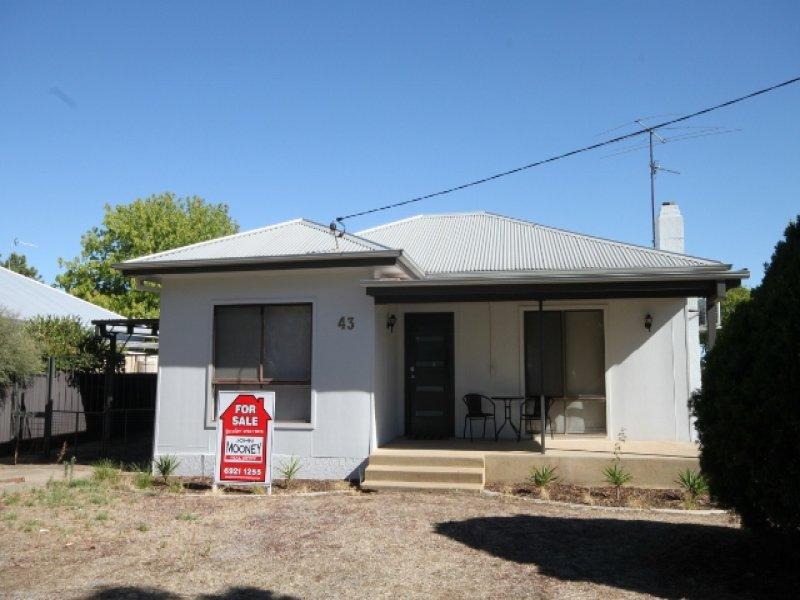 43 Mill Street, North Wagga Wagga, NSW 2650