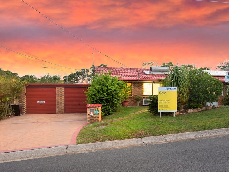 4 Stannard Street, Rochedale South, Qld 4123