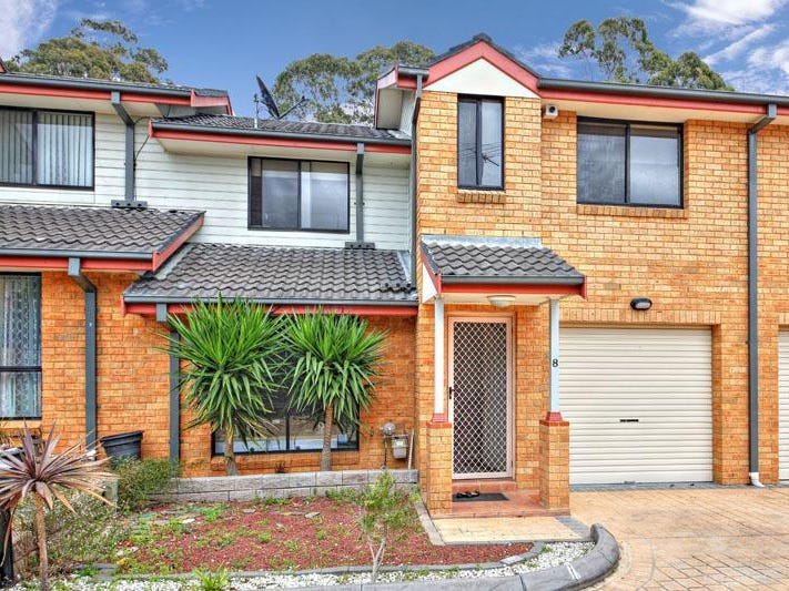 8/19 Shortland Avenue, Lurnea, NSW 2170