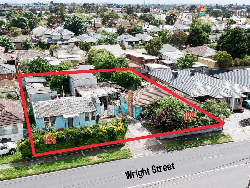 122-124 Wright Street, Sunshine