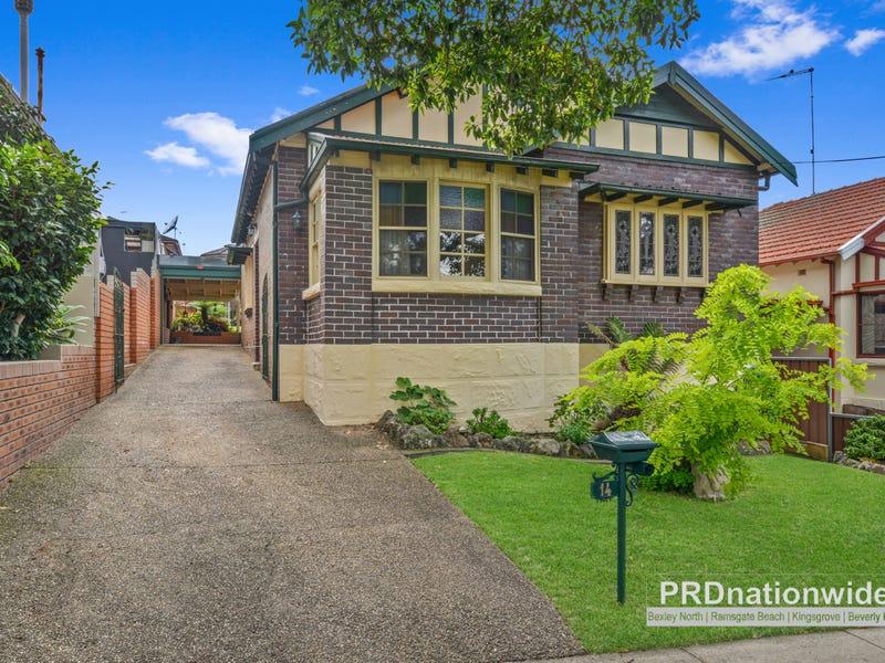 14 Lymington Street, Bexley, NSW 2207