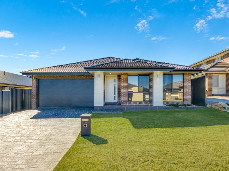 15 Collett Circuit, Appin, NSW 2560
