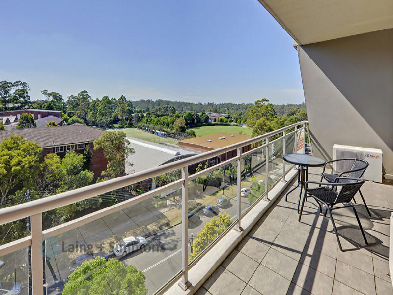 32/14-18 College Crescent, Hornsby, NSW 2077