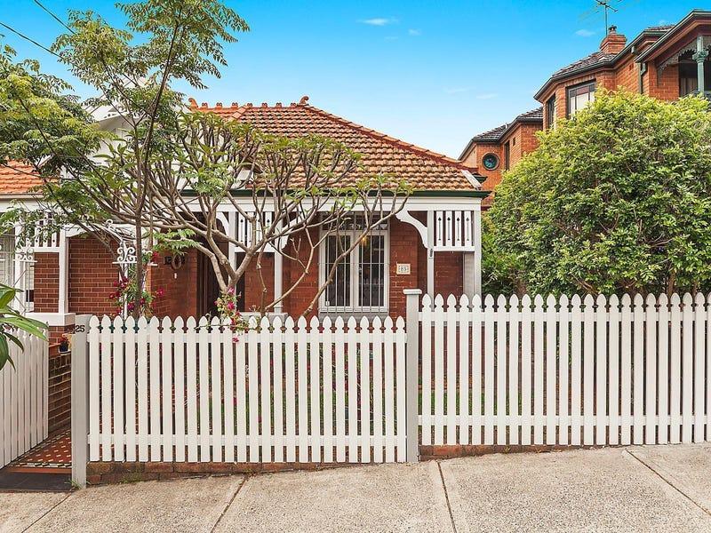 25 Wentworth Street, Randwick, NSW 2031