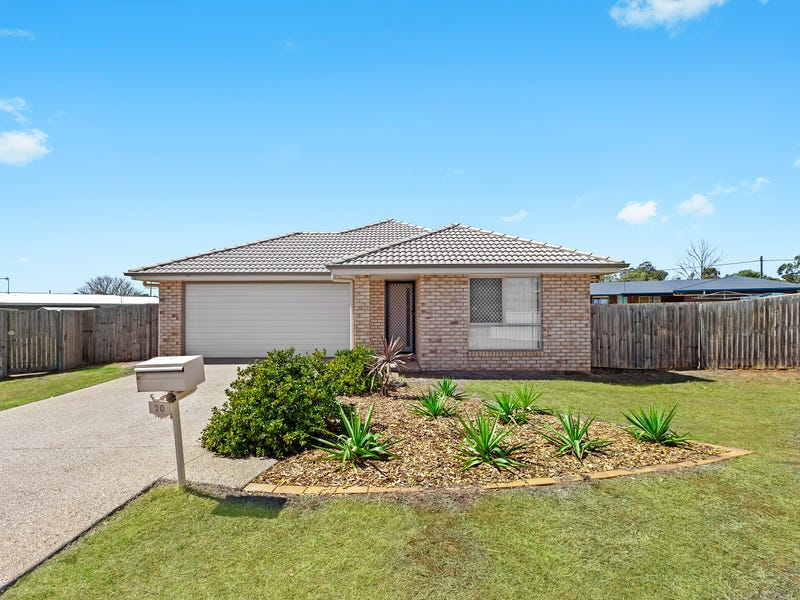 20 Joann Court, Oakey, Qld 4401