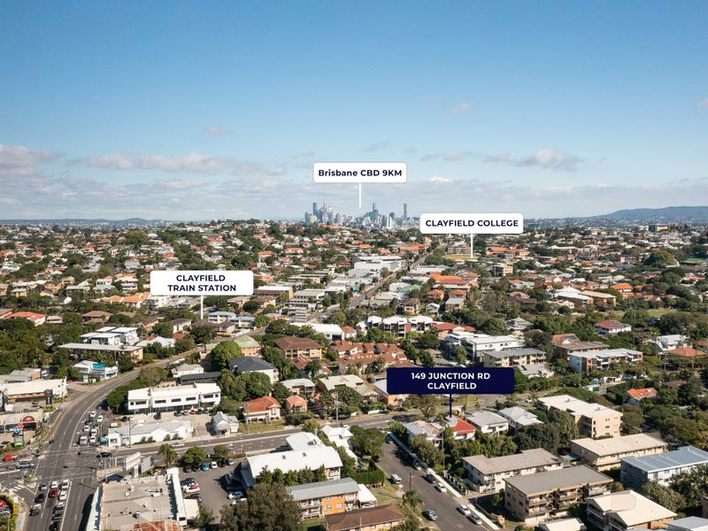 149 - 153 Junction Road, Clayfield, Qld 4011
