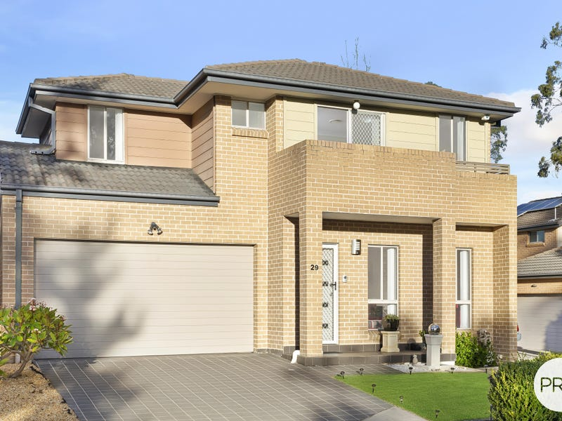 29 Summerfield Avenue, Quakers Hill, NSW 2763