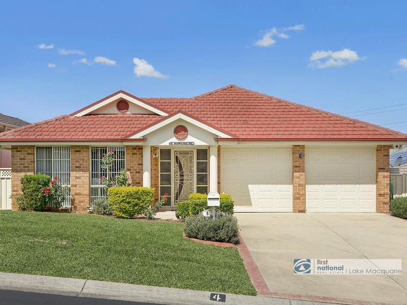 4 Hawkins Place, Cameron Park, NSW 2285