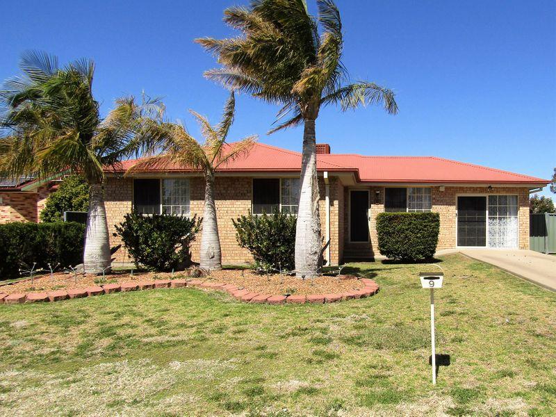 9 Rosewood Place, Moree, NSW 2400