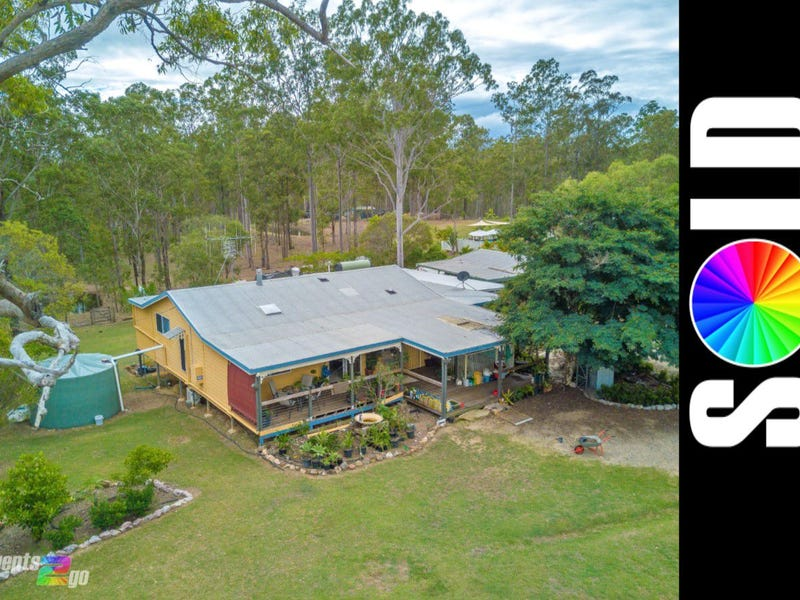 45 Cliff Jones Road, Curra, Qld 4570
