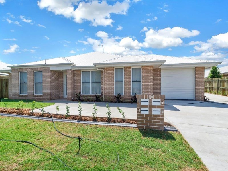 1/10 Alexander Drive, Highfields, Qld 4352