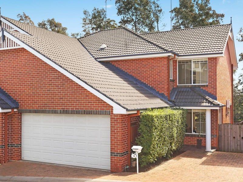 19 Jacqui Circuit, Baulkham Hills, NSW 2153