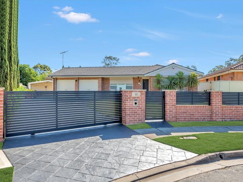 10 Stefanie Place, Bonnyrigg, NSW 2177