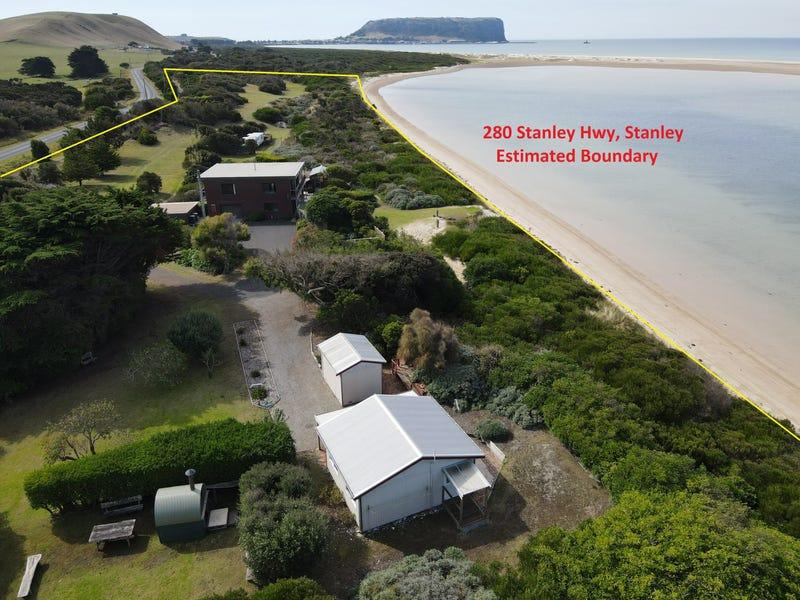 280 Stanley Highway, Stanley, Tas 7331
