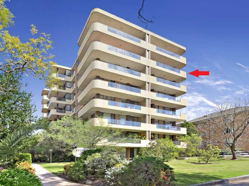34/26 Park Avenue, Burwood, NSW 2134