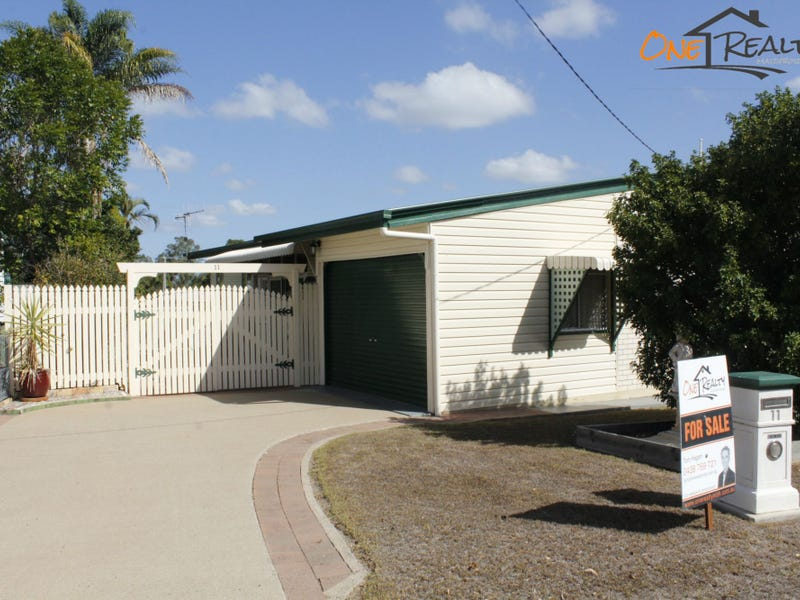 11 Charlemont Street, Maryborough, Qld 4650
